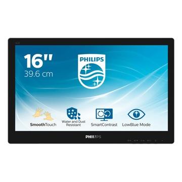 """Philips 162B9TN/00 15.6"""" HD+ LCD 4ms 60Hz Nero"""