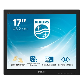 "Philips 172B9TN/00 17"" HD LCD 1ms Nero"