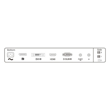 Philips 241B8QJEB/00 B Line Monitor LCD