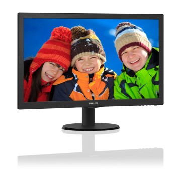 "Philips 243V5QHABA 23.6"" LED Full HD"