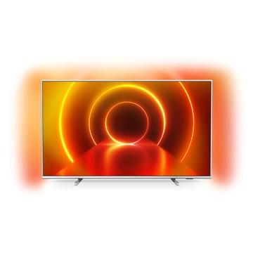 "Philips 43PUS7855/12 TV 43"" 4K Ultra HD Smart TV Wi-Fi Argento"
