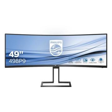 """Philips 498P9/00 49"""" 5120 x 1440px LCD Nero"""