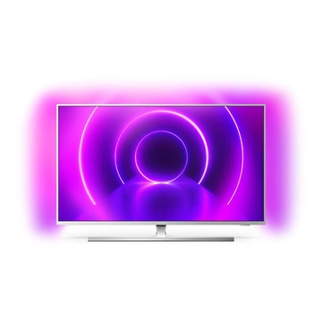 "Philips 50PUS8555/12 TV 50"" 4K Ultra HD Smart TV Wi-Fi Argento"