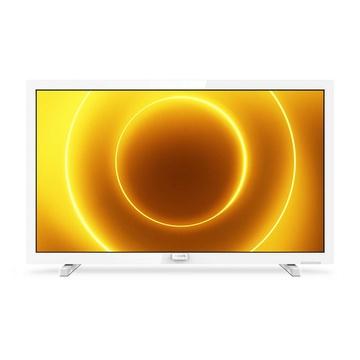 "Philips 5500 series 24PFS5535/12 TV 24"" Full HD Bianco"