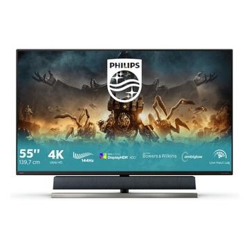 "Philips 559M1RYV/00 LED 55"" 4K Ultra HD Nero"