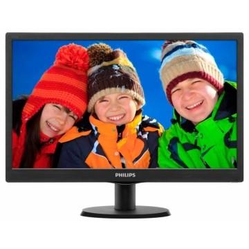 "Philips 193V5LSB2 19"" LCD Monitor HD Ready"