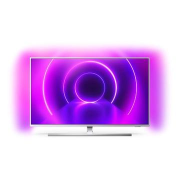 "Philips 58PUS8555/12 TV 58"" 4K Ultra HD Smart TV Wi-Fi Argento"