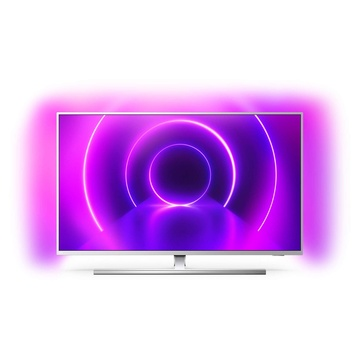 "Philips 65PUS8555/12 65"" 4K Ultra HD Smart TV Wi-Fi Argento"
