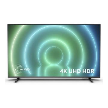 "Philips 7900 Series 65PUS7906/12 TV 65"" 4K Ultra HD Smart TV Wi-Fi Grigio"