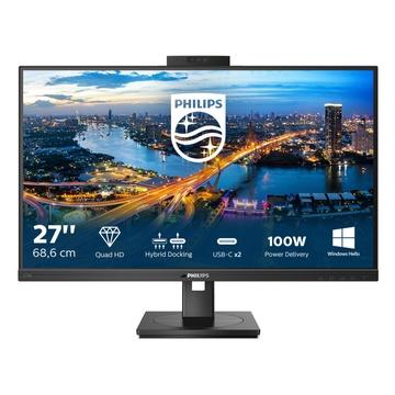 "Philips B Line 276B1JH/00 27"" 2K Quad HD LCD Nero"