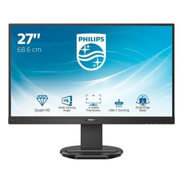 "Philips B Line 276B9/00 LED 27"" 2K Quad HD 4ms 75Hz Nero"