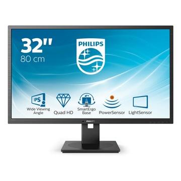 """Philips B Line 325B1L/00 31.5"""" 2K Ultra HD LCD Nero"""