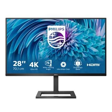 """Philips E Line 288E2UAE/00 28"""" 4K Ultra HD LCD Nero"""