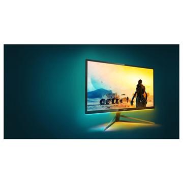 Philips Momentum Display 4K HDR con Ambiglow 326M6VJRMB/00