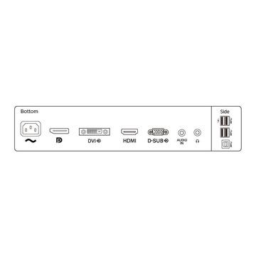 Philips Monitor LCD con PowerSensor 252B9/00