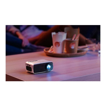 Philips NeoPix Start+ Proiettore portatile Nero, Grigio