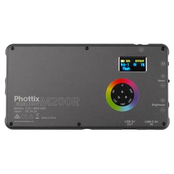 Phottix M200R RGB Light 10 W