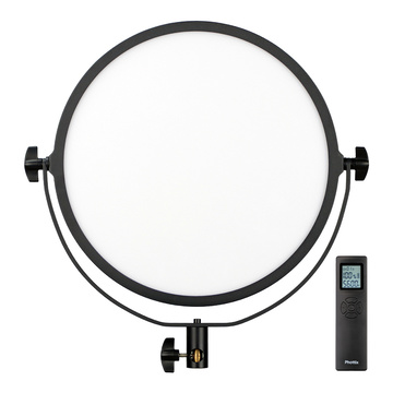 Phottix Nuada R3 II Video LED Rotondo