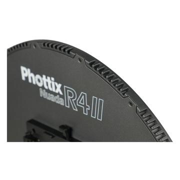 Phottix Nuada R4 II LED Rotondo