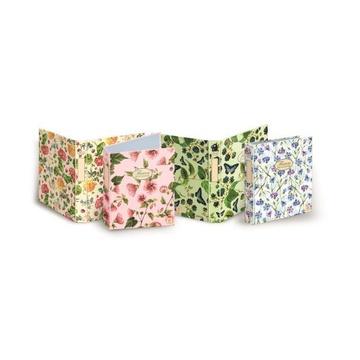 Pigna Flowers A4 Cartoncino Multicolore