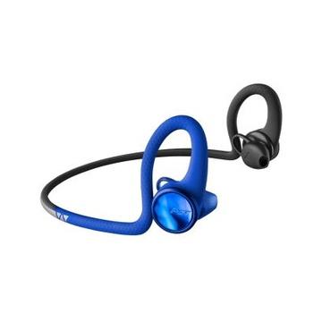 Plantronics BackBeat Fit 2100 Stereofonico Auricolare, Passanuca Senza fili Blu