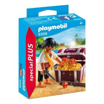 Playmobil 9358 personaggio per gioco di costruzione