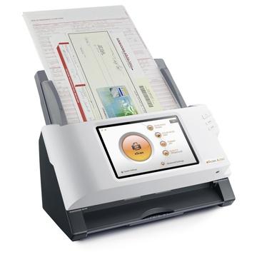 Plustek eScan A280 Essential 600 x 600 DPI Scanner ADF Nero, Bianco A4