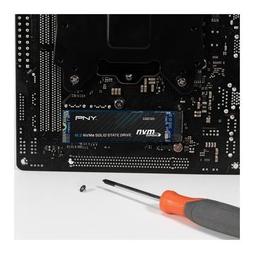PNY CS2130 M.2 2000 GB PCI Express 3.0 3D NAND NVMe