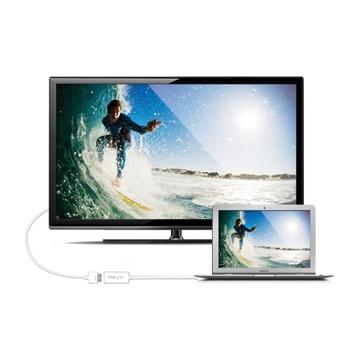 PNY Mini DisplayPort - HDMI Mini DisplayPort HDMI Bianco