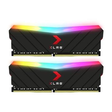 PNY XLR8 16GB Gaming EPIC-X RGB DIMM DDR4 3600MHz
