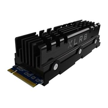 PNY XLR8 CS3040 500GB M.2 NVMe Gen4 SSD Con Dissipatore