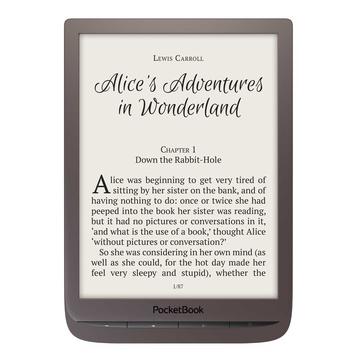 PocketBook InkPad 3 lettore e-book Touch screen 8 GB Wi-Fi Marrone