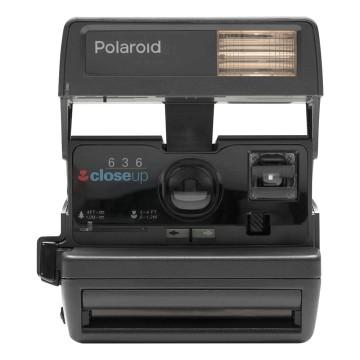 Polaroid Serie 600 Camera Square