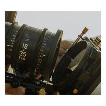 Polarpro 72 mm Thread Plate Anello adattatore per supporto per filtro