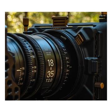 Polarpro 95 mm Thread Plate Anello adattatore per supporto per filtro