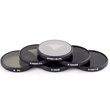 POLARPRO Filtri 6pz Set per DJI Zenmuse X3