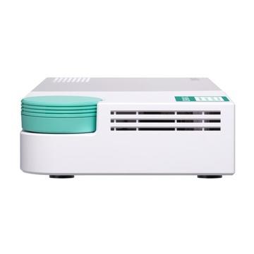 QNAP QSW-308-1C Non gestito Ethernet Bianco
