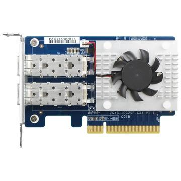 QNAP QXG-10G2SF-CX4 1000 Mbit/s Interno