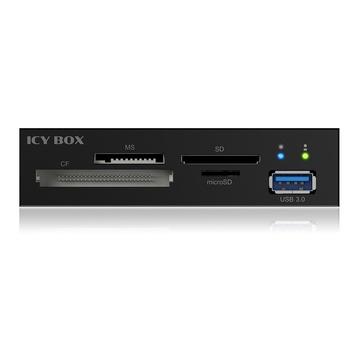 RaidSonic ICY BOX IB-872-i3 USB Interno Nero