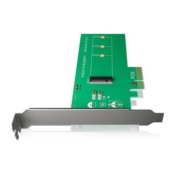 RaidSonic ICY BOX IB-PCI208 scheda di interfaccia e adattatore PCIe M.2