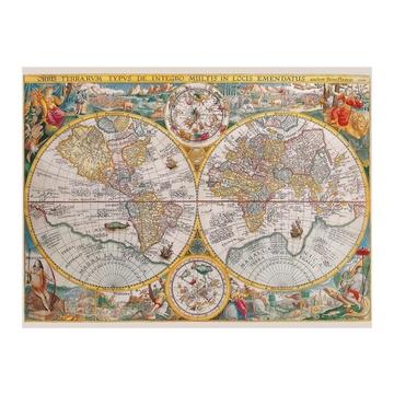 Ravensburger Mappamondo storico Puzzle 1500 pezzi (16381)