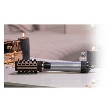 Remington AS8810 messa in piega Spazzola ad aria calda Vapore Argento, Nero, Oro 3 m 1000 W
