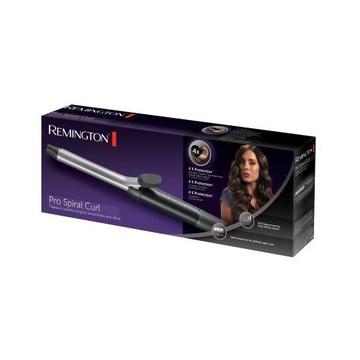 Remington CI 5519 messa in piega Ferro arricciacapelli Caldo Nero, Grigio
