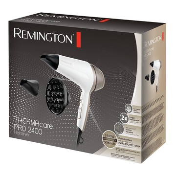 Remington D5720 Marrone, Bianco 2400 W