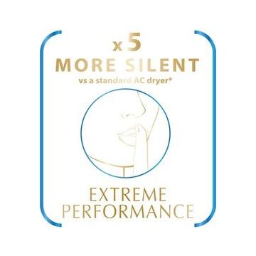 Rowenta Silence AC Premium Care CV7920 2300W Nero, Oro rosa