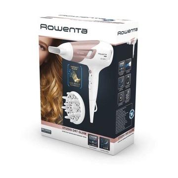 Rowenta Studio Dry CV5830F0 asciuga capelli 2100 W Beige, Bianco