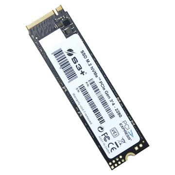 S3+ 480GB M.2 PCI-E 3.0 TLC NVMe