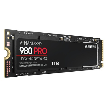 Samsung 980 PRO M.2 1 TB PCI Express 4.0 V-NAND MLC NVMe