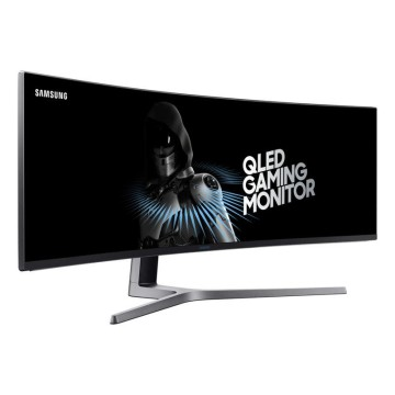 """Samsung C49HG90 Pro Gaming Curvo 49"""" 32:9 1Ms"""