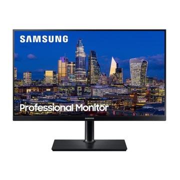 "Samsung LF27T850QWR 27"" 2K Ultra HD QLED Nero"